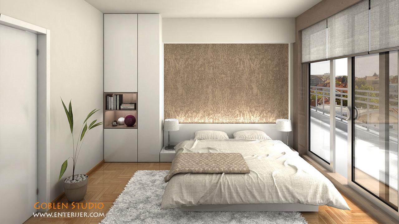 Enterijer-moderna-spavaca-soba-tapet