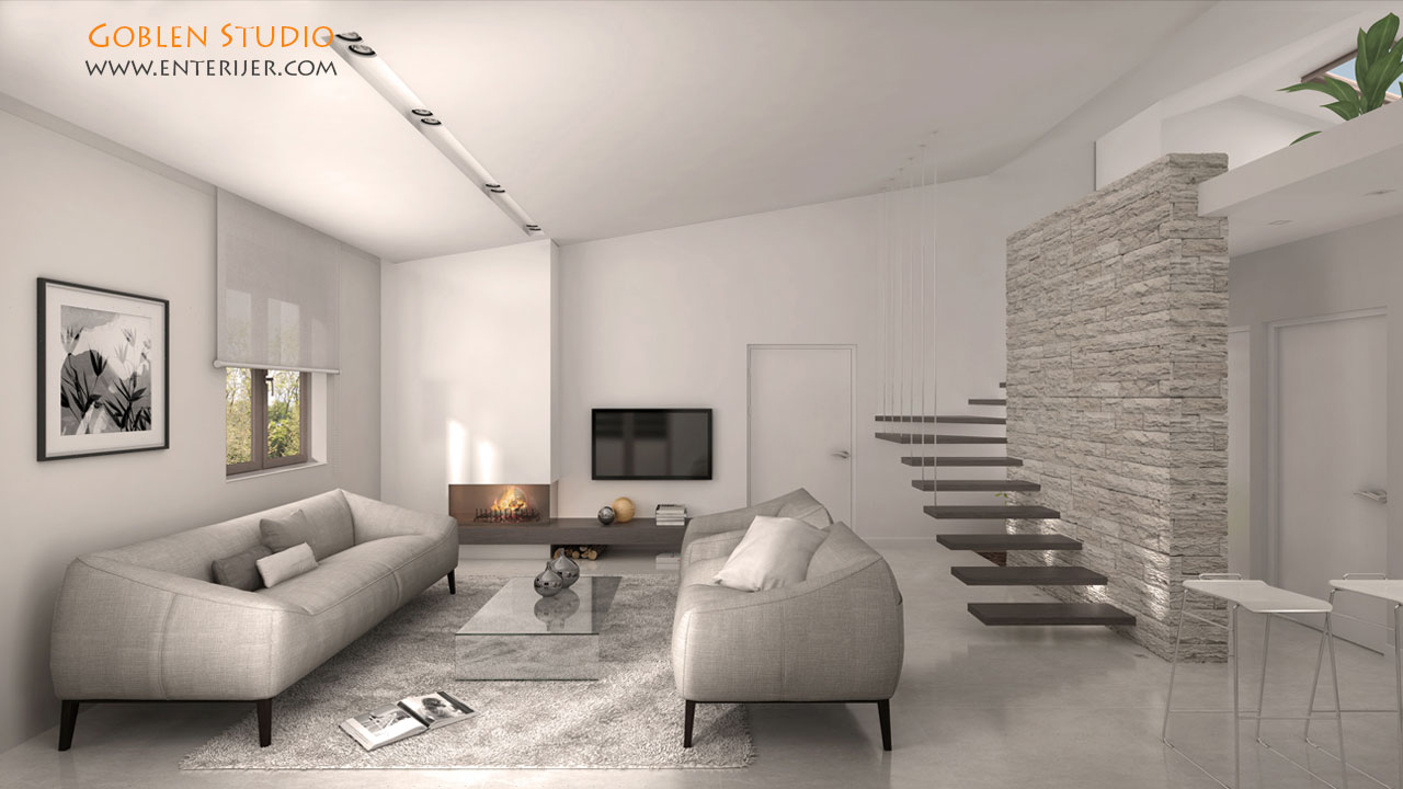 4 apartmana u Hrvatskoj - Enterijer